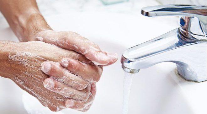 Как применять антибактериальное мыло