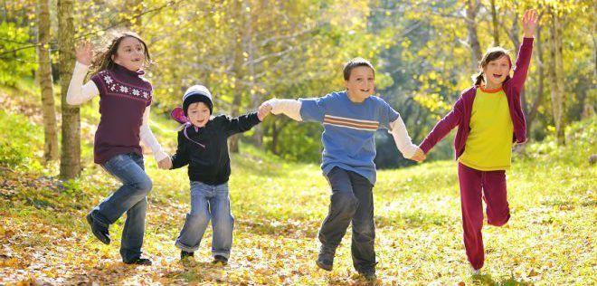 Прогулки детей на свежем воздухе